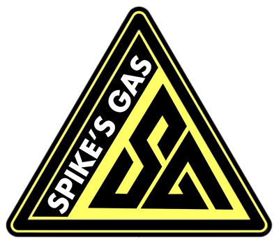 Spikes Gas Logo